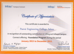 Infosys Campus Connect